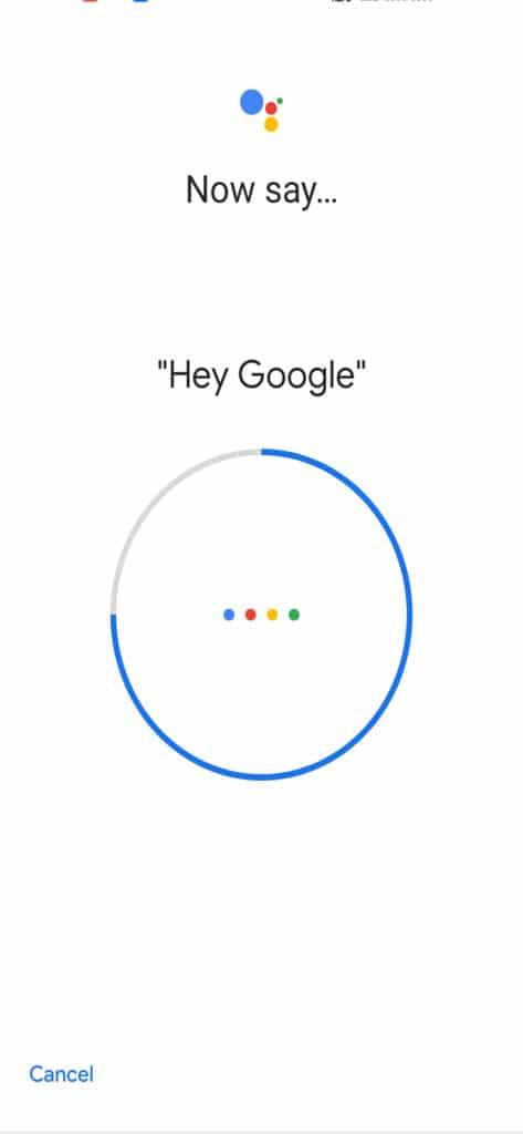 Hey Google